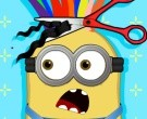 imagen Minion at Hair Salon